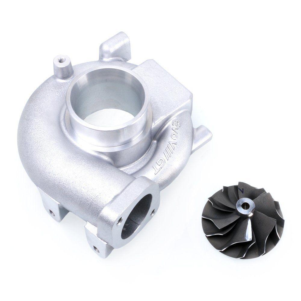 Kinugawa Turbo Compressor Kit for Mitsubishi EVO4~8 16G title=