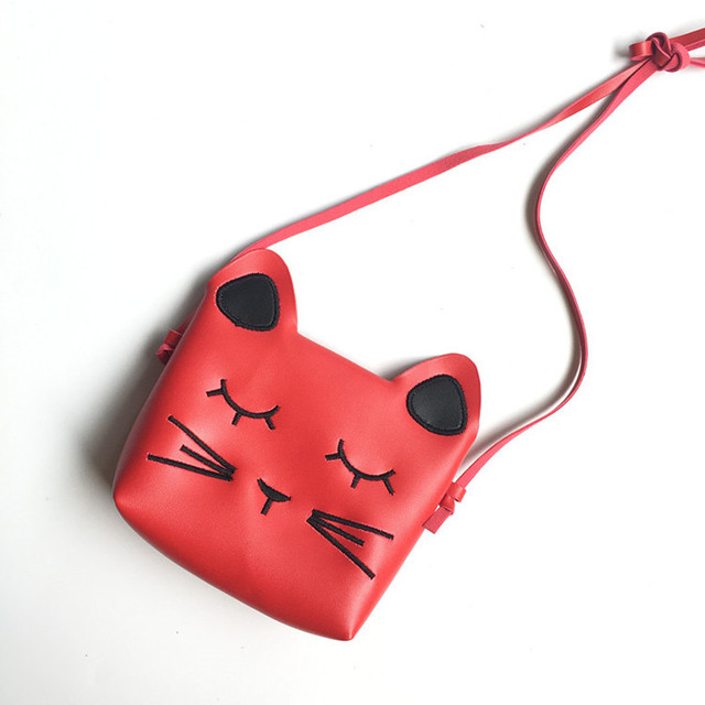 Raged Sheep Girls Small Coin Purse Change Wallet Kids Bag Coin Pouch Baby Wallet Money Holder Lovely Kid Gift Cat Bag