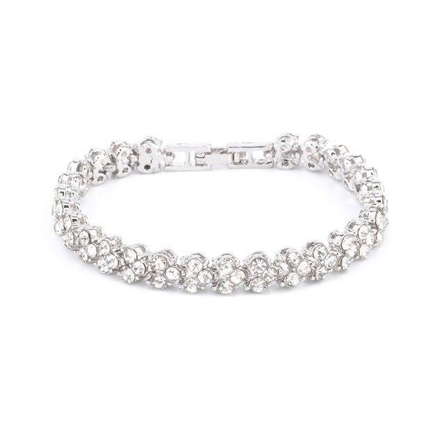 5ec028f9135c DR02 Nueva joyería natural de moda s925 pulsera plata para mujer Regalo  Cumpleaños envío gratis