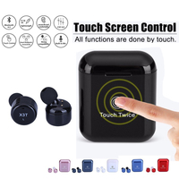 Kowinvin True Wireless Earbuds Twins X3T Bluetooth 4 2 Earphone Stereo Headset With Charger Box Case