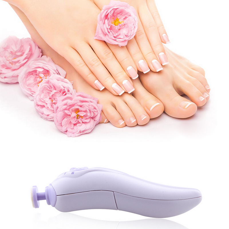 SPA Or Home Use Electric Nail Files Nail Polish Tool Callus Remove ...