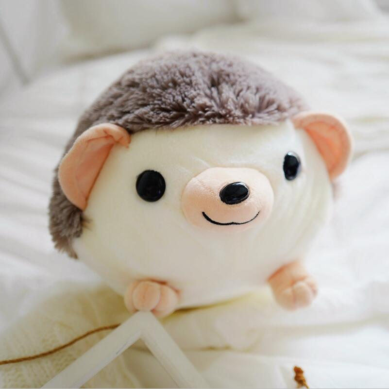 Welding Equipment grey Dependable Cute Hamster Stuffed Doll Simulation Plush Toy Cartoon Adorable Toy For Kids Children Toddlers Gift Home Decor 23cm
