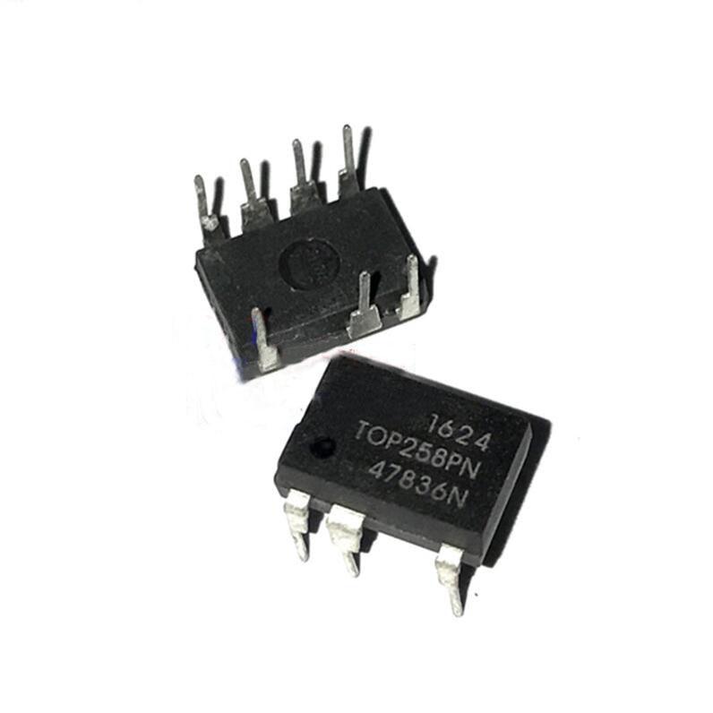 1PCS TOP258PN TOP258  TOP258P  DIP7 7-pin Power Management Chip IC