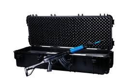 Длинный инструмент чехол toolbox ударопрочный герметичный водостойкий корпус фотографическое оборудование камера Чехол для оружия с