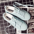 free shipping 2017 spring new fashion women's shoes casual sport breathable PU white shoes women casual shoes for women