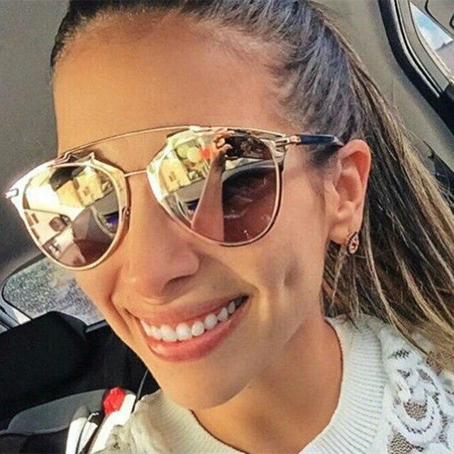 mix wind 2017 high quality fashion oculos de sol feminine  masculine sunglasses women and men oculos feminine Free shipping