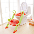 Baby Potty Seat With Ladder Children Toilet Cover Kids Folding infant potty chair Training Portable pinico troninho