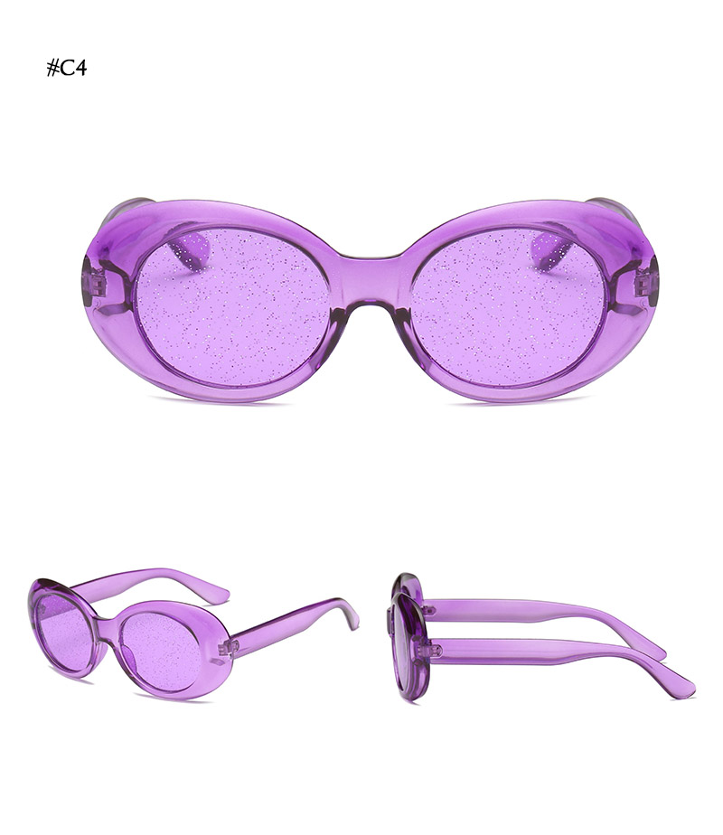 Oval Shape Sunglasses (26)