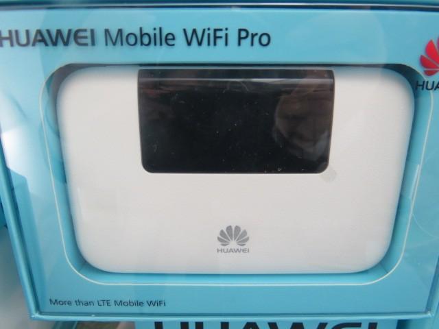 Huawei E5770s-320 150 100mbps 4G LTE com porta Ethernet e função De banco de Potência!