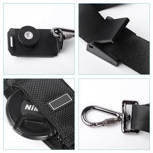 Image 5 - Hoge Kwaliteit Tracking Nummer + Camera Strap Black Rapid Camera Strap Voor Slr Dslr Canon Nikon Sony Camera
