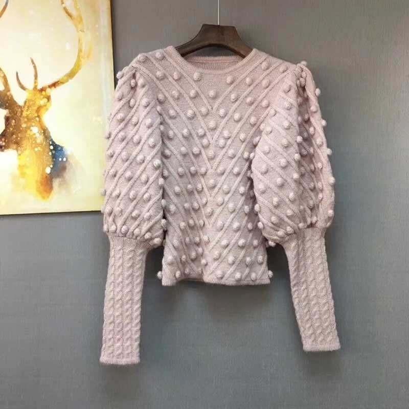 Winter Knitted SIXTEEN Pink 26