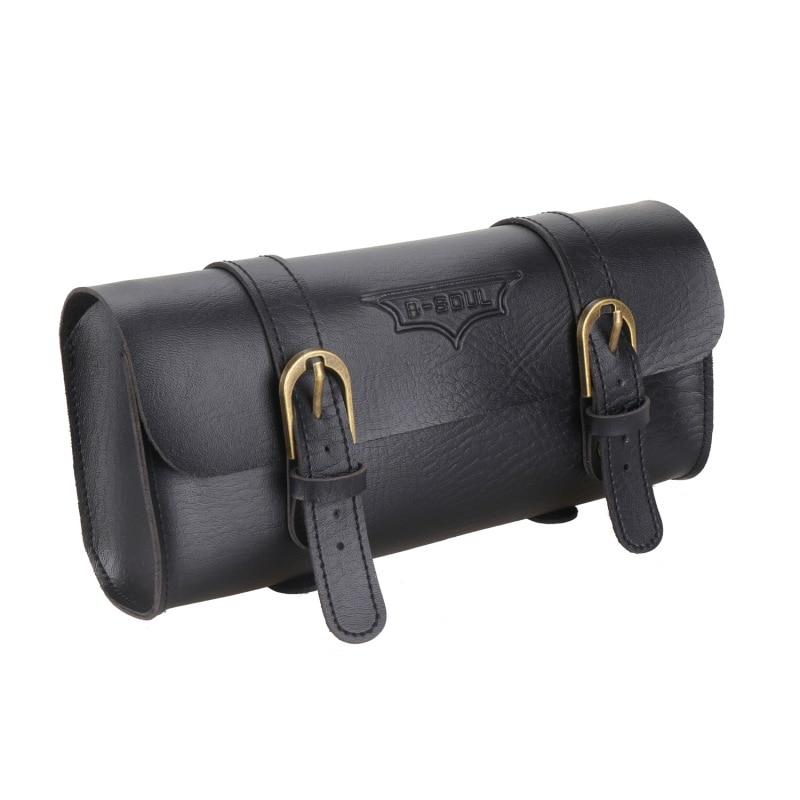 Skateboard-Head-Bag Bicycle-Accessories Saddle-Seat Riding-Bag Folding Retro