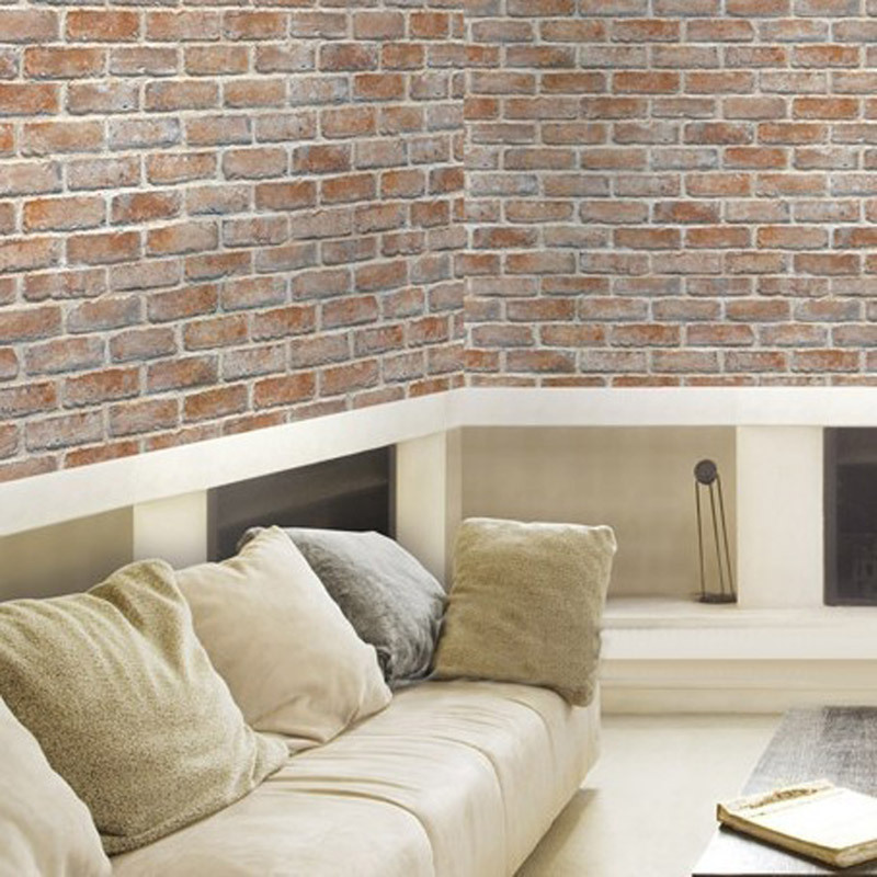 3d Brick Wallpaper South Africa Adhesive Wallpaper Self Adhesive Stickers Vintage Brick