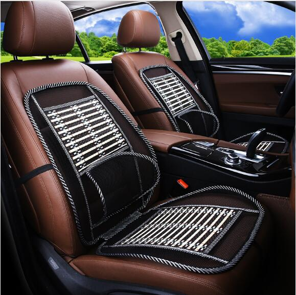 Car cushion Air cooling massage four seasons air seat Cold air cushion Summer heat insulation bamboo cushion High-grade cushion