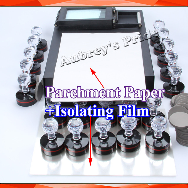 10 Sheets A4 Isolating Film For Photosensitive Portrait Flash Stamp Machine Kit Selfinking Stamping Making Seal