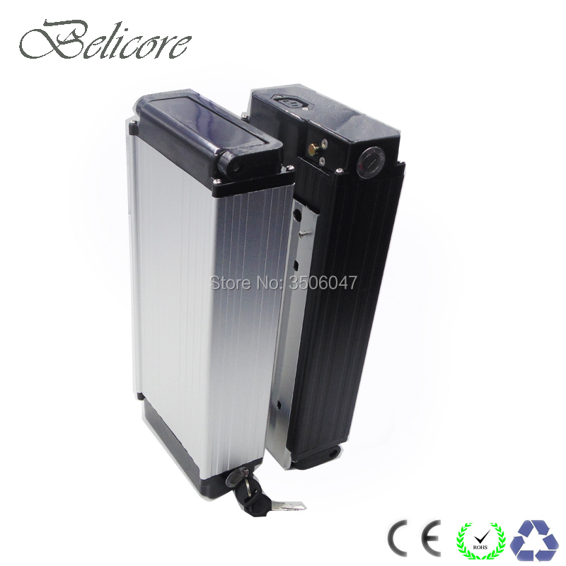 Electric bike luggage <font><b>battery</b></font> electric bicycle rear rack <font><b>battery</b></font> <font><b>48v</b></font> 13ah 14ah 15ah 17ah <font><b>1000w</b></font> ebike lithium ion <font><b>battery</b></font> image