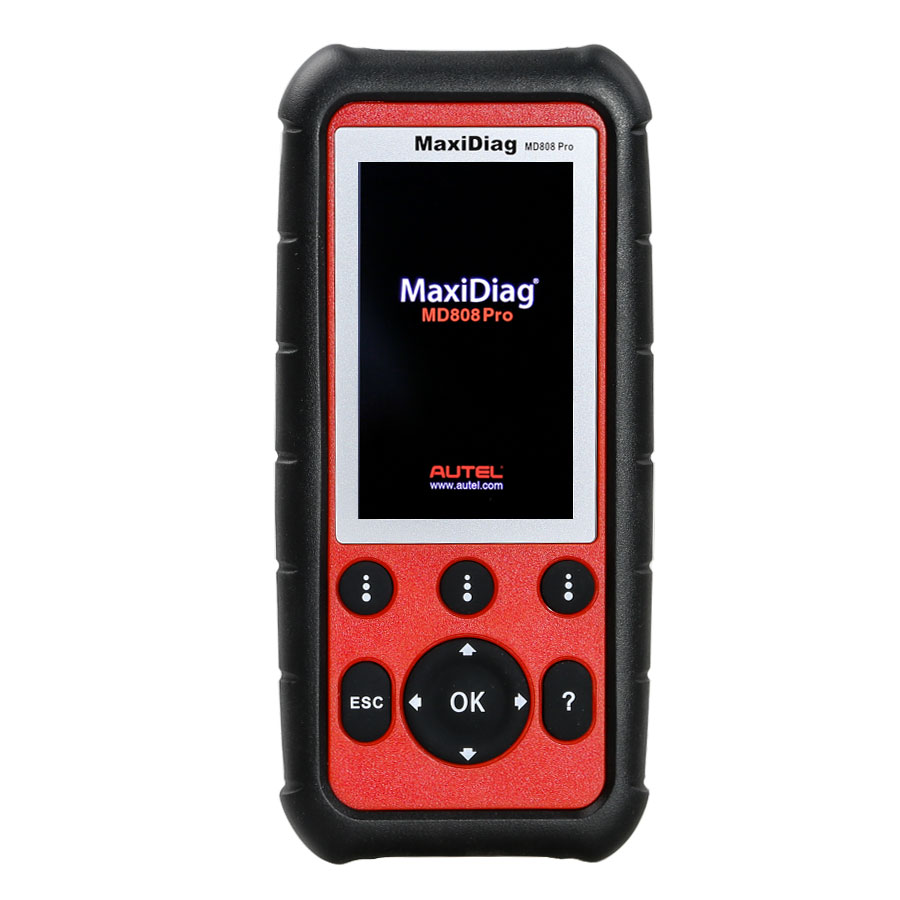 Autel MaxiDiag MD808 Pro All Modules Scanner Code Reader (MD802 ALL+MaxicheckPro) Update Online Free Lifetim