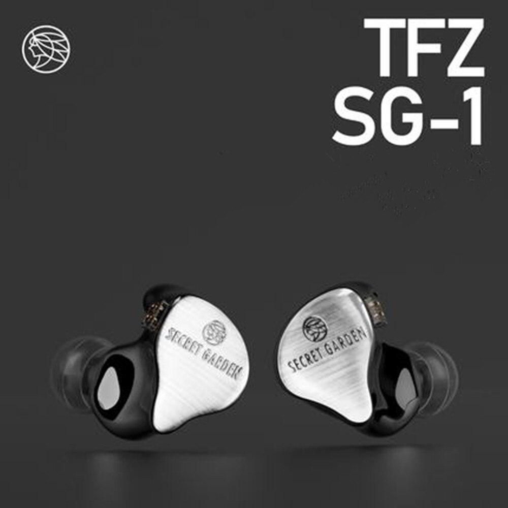 A Cítara Fragant TFZ JARDIM SECRETO Unidade Dinâmica Monitor de ALTA FIDELIDADE Fones De Ouvido fone de Ouvido fone de Ouvido Baixo Música de Qualidade rei \ ar \ t2 \ meu amor
