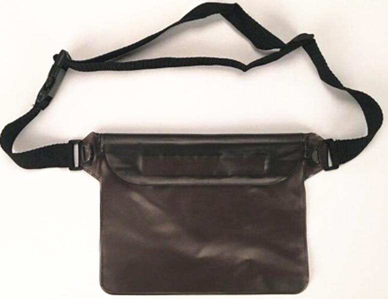 防水水泳バッグ水中ドライショルダーウエストパックバッグポケットポーチのための iphone 7 8 XR Xs ケースカバー /カメラ