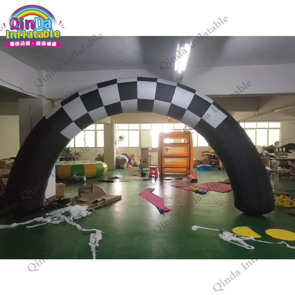 Oxford cloth inflatable event arch tent,6m span inflatable finish line arch for racing matchOxford cloth inflatable event arch tent,6m span inflatable finish line arch for racing match