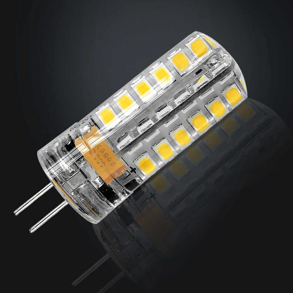G4 LED SMD 3014 2835 AC DC 12V 220V 3W 5W 9W Replace 10w 20w 30w halogen lamp light 360 Beam Angle Christmas LED Bulb lamp