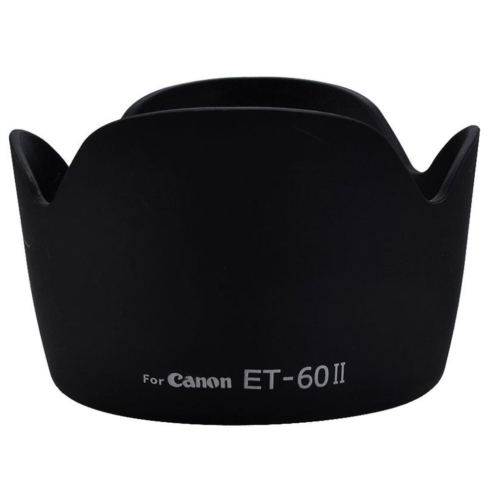 ET-60II pare-soleil fleur pour Canon EF 75-300 MM F/4-5.6