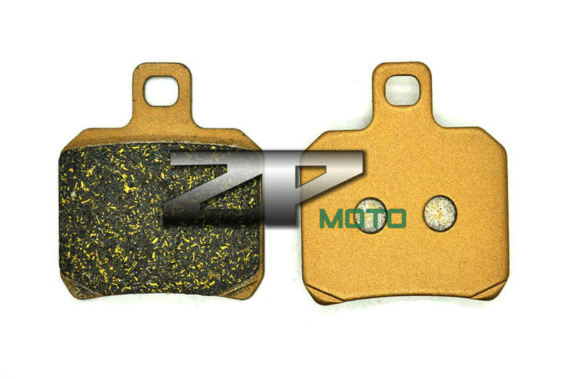 Brake Pads Organic Kevlar For APRILIA Tuono R 1000 Radial font b caliper b font 4