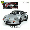 Mr.Froger KDW Scale 1:43 911 Carrera RSR 2.7 1974 Mini Small Collectible Model Cars Metal Old Sports Cars Auto Toy Kids Classic