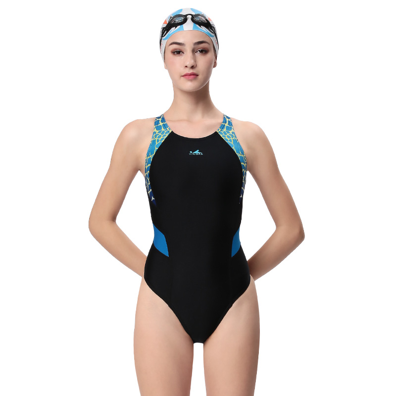 Yingfa 2018 New Style Womens One Piece Swimming Suit Sexy Backless Swim Suits Professional Sport Training Competition Swimwear все цены