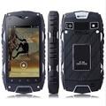"Nueva Original Z6 Teléfono IP68 A Prueba de agua 4.0 ""A Prueba de Polvo a prueba de choques MTK6572 Dual Core 512 MB RAM 3G GPS Dual Sim 5MP Teléfono Resistente"