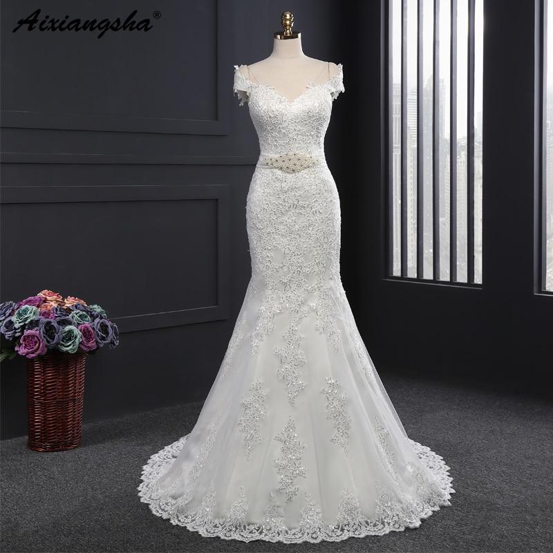 Sexy Off The Shoulder  Bohemian Wedding Dress 2017 New Pleat Appliques Chiffon Beach Bridal Gowns Cheap Custom Vestidos de Novia