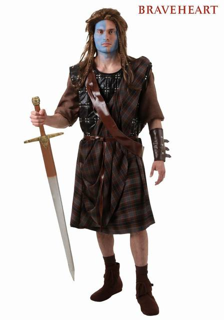 new irek new cosplay party costume adult children halloween classic rh aliexpress com Braveheart Quotes Braveheart Costume