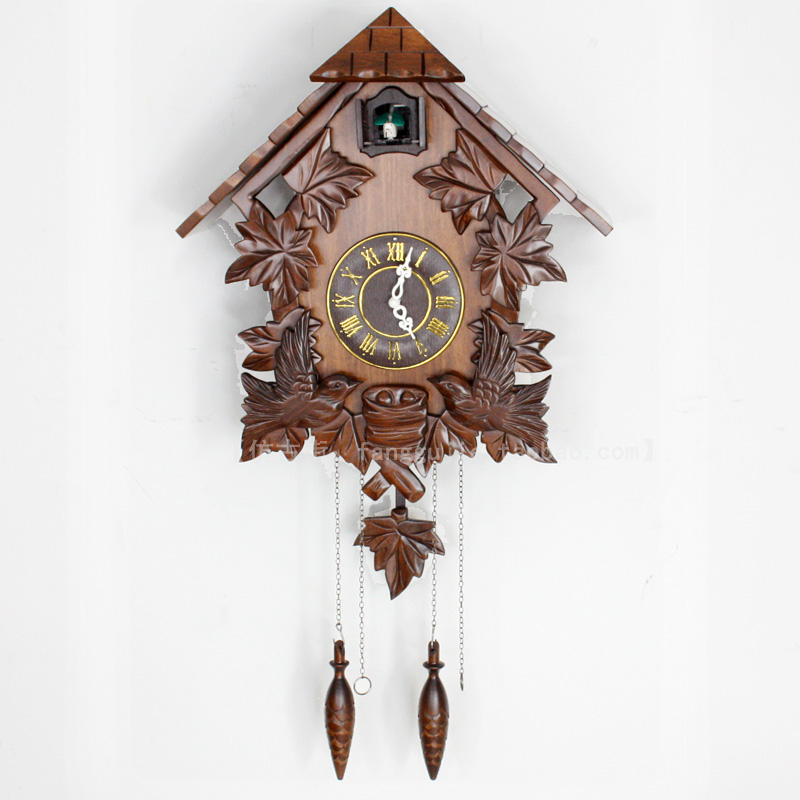 Popular Wooden Cuckoo Clock Buy Cheap Wooden Cuckoo Clock