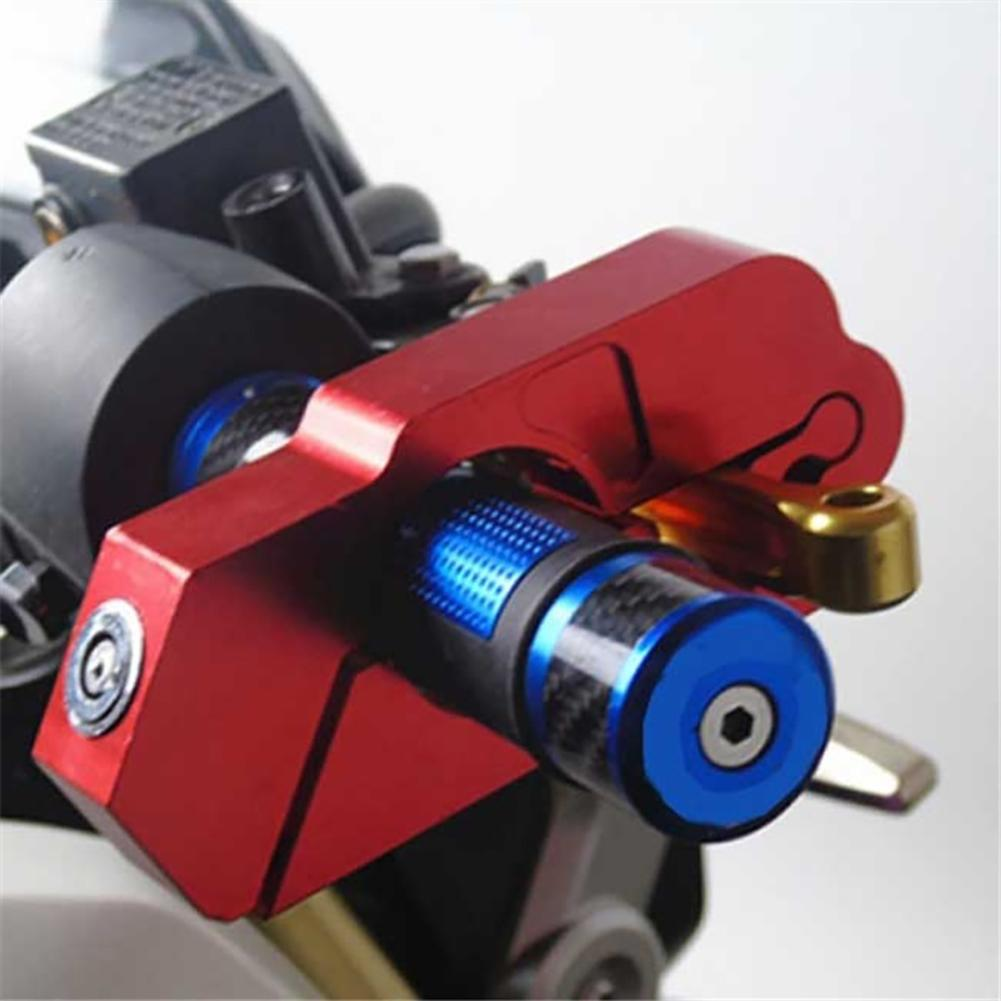 Motorcycle Motorbike Scooter ATV Brake Clutch Handlebar Security Anti-Theft Lock