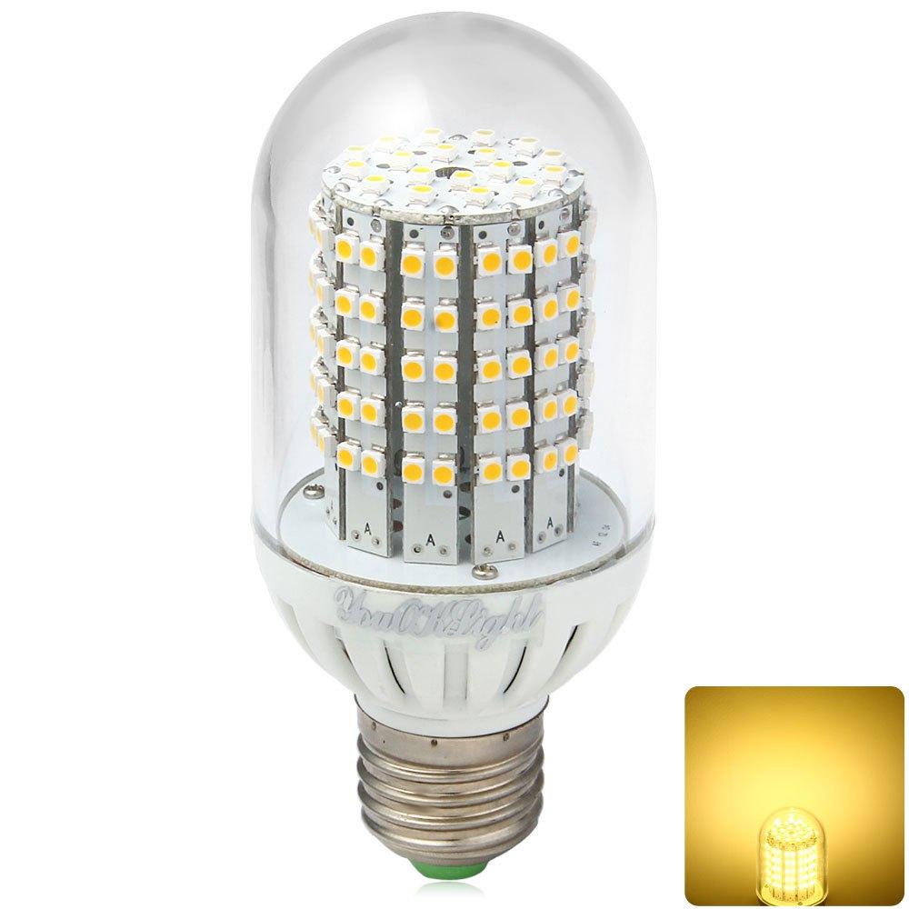 Energy saving lamps e27 12w 5050 smd 60 led white corn light lamp bulb ac 220v 240v 6500k www Light bulbs energy efficient