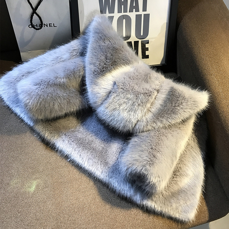 High Quality! Boy Faux Fur Coats kid Winter Jackets Faux Mink Fur Girls Warm Fox Fur Coats Kid Toddler Fur Clothes sweatshirts High Quality! Boy Faux Fur Coats kid Winter Jackets Faux Mink Fur Girls Warm Fox Fur Coats Kid Toddler Fur Clothes sweatshirts