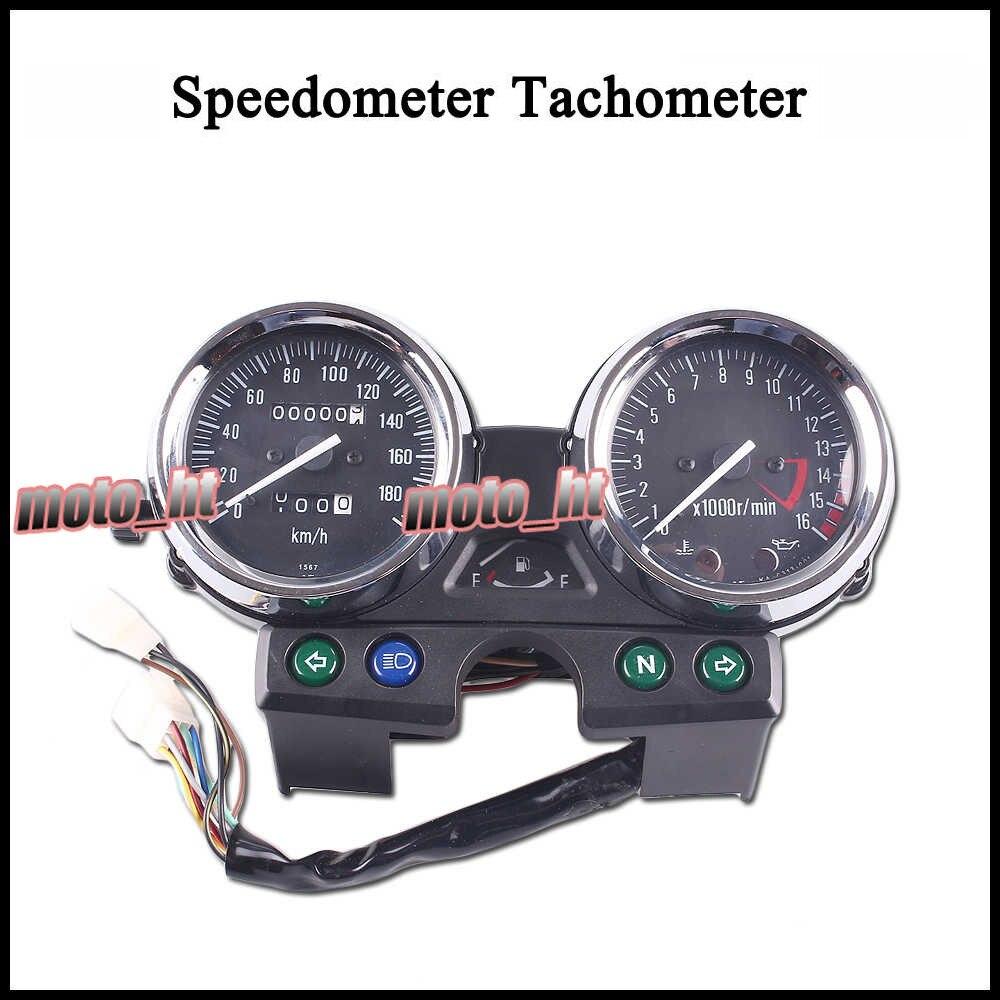 Speedometer Tachometer Tacho Gauge Instruments For KAWASAKI ZRX 400 1995 1996 1997