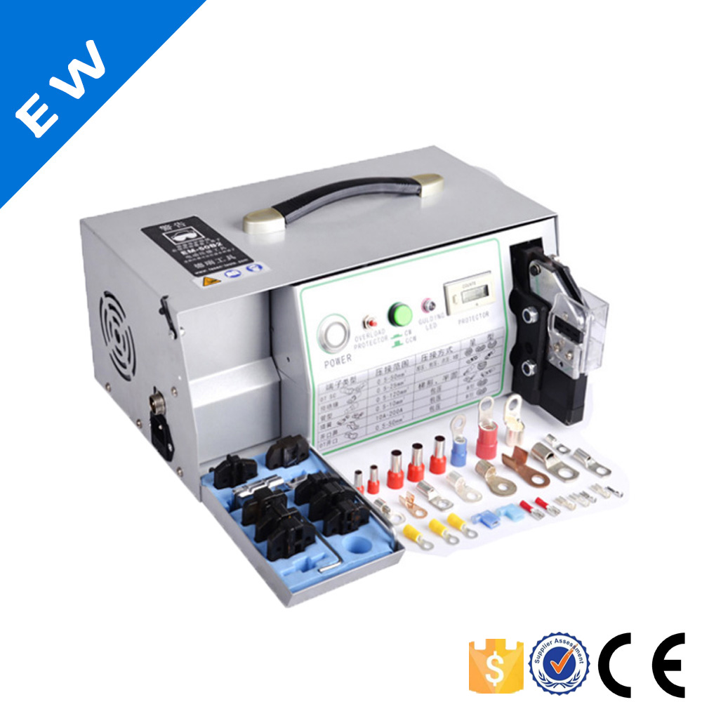 EW 10ET 2 Hot Sale Automatic Wire Crimping Machine with Competitive ...