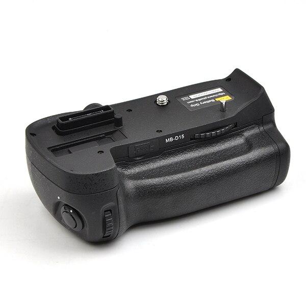 Возьмитесь Vertax D15 держатель аккумулятор работа для Nikon D7100 камера