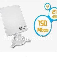 Netsys 9000wn clipper b/g/n usb 98dbi wifi draadloze netwerkkaart ontvanger adapter wi-fi ontvanger high power voor pc computer nieuwe