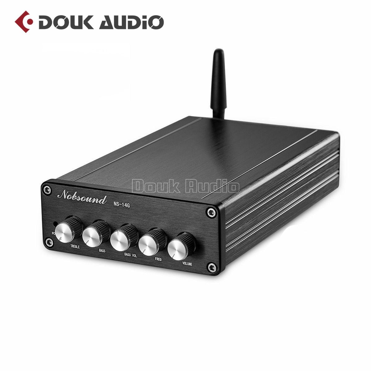 2018 Nobsound HiFi Bluetooth 4 2 Subwoofer Audio Stereo TPA3116 Digital Mini 2 1 Channel Desktop