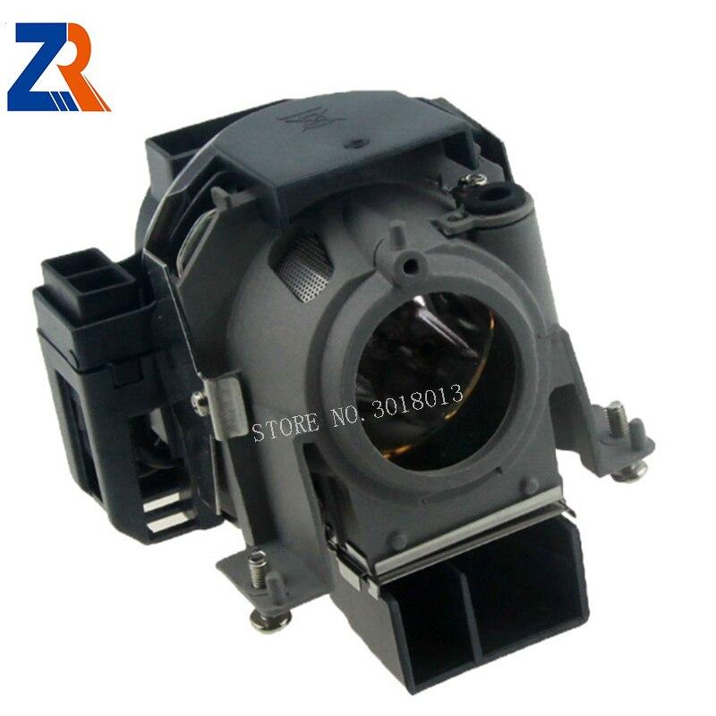 ZR Hot Sales Modle NP08LP Compatible Projector Lamp With Housing For NP41 / NP52 / NP43 / NP43G / NP54 / NP54G / NP41W / NP41G