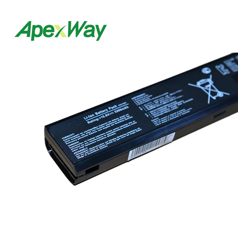 Image 5 - ApexWay x501a battery for Asus A31 X401 A32 X401 A41 X401 A42 X401 F301 F301A F301A1 F301U F401 F401A F401A1 F401U F501U S501-in Laptop Batteries from Computer & Office on