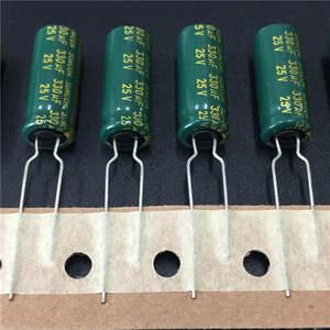 4 pcs of 10V 470uF SANYO SP Audio Aluminum solid Capacitor