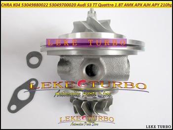 Livre o Navio Turbo Cartucho CHR K04 22 53049880022 S3 T06A145704P 53049700022 Para Audi TT 1.8 T Quattro AMK APX APY AJH 1999-1.8L