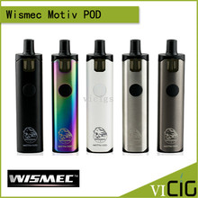 100% Original Wismec Motiv POD All-in-One Kit with 4ml Tank and 2200mah Built-in Battery Box MOD