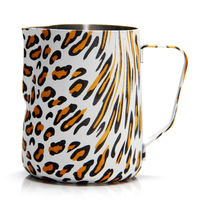 Coffee Milk Frothing Pitcher Espresso Coffee Pitcher Stainless Steel Coffee Barista Craft Coffee Latte Frothing Jug 350ml 600ml