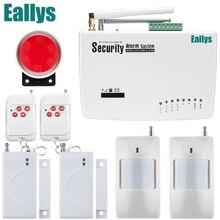 Super signal alarm system GSM alarm system intercom smart home GSM SMS alarm system gsm security house alarm system