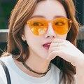 RSSELDN Fashion Women Sunglasses Cat Eye Shades Luxury Brand Designer Sun glasses Round brand Eyewear Candy Color UV400