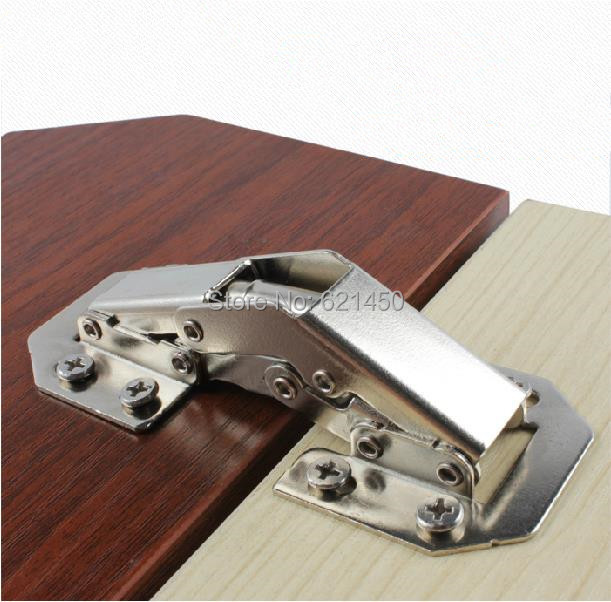 Delicieux Dismantle Cabinet Door Hinges With Screw 90 Degrees Thicked Door Hinge High  Strength Carbon Steel Hinge